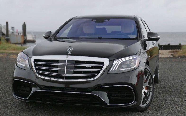 2019 Mercedes S Class