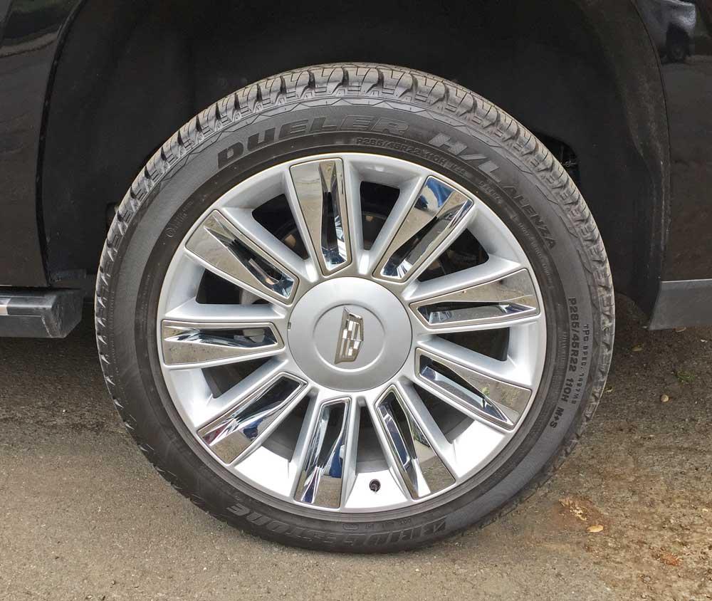 2019 Cadillac Escalade ESV Platinum 2WD Test Drive