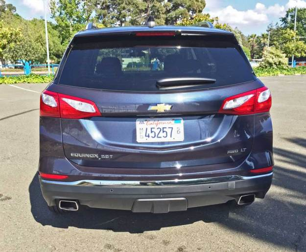 Chevy-Equinox-LT-AWD-Tail