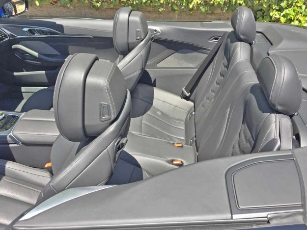BMW M850i Conv RInt