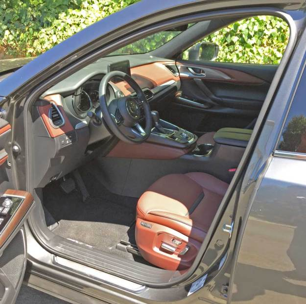 2019 Mazda CX-9 Signature AWD Test Drive