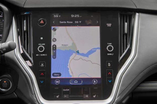 Subaru-Outback-Touchscreen