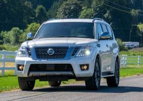 2020 Nissan Armada Platinum Reserve