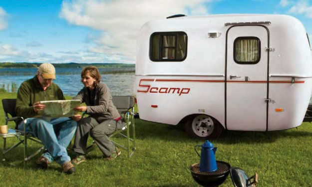 © Scamp Trailers