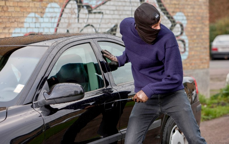 The most stolen cars in America