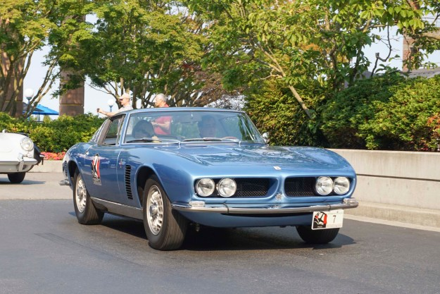 1968 Iso Grifo Coupe Bertone3