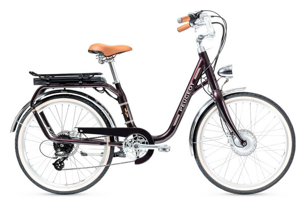 vélo électrique ville femmes