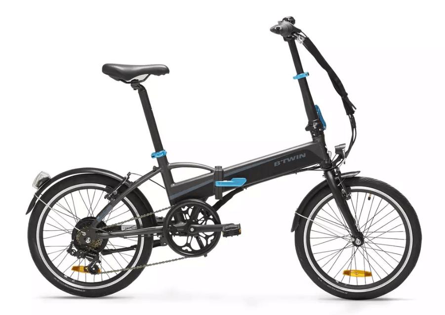 vélo électrique pliant femme