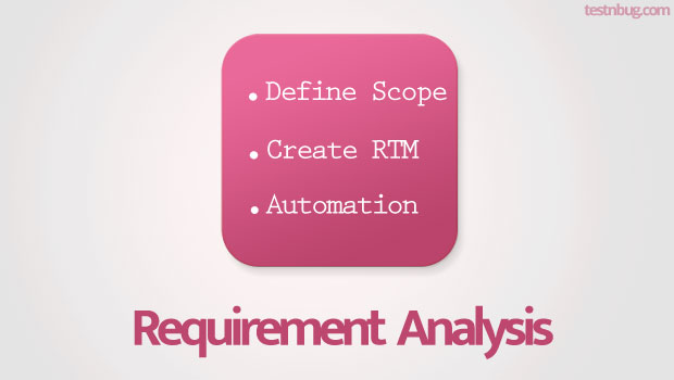 Requirement-Analysis in Software Testing life cycle STLC