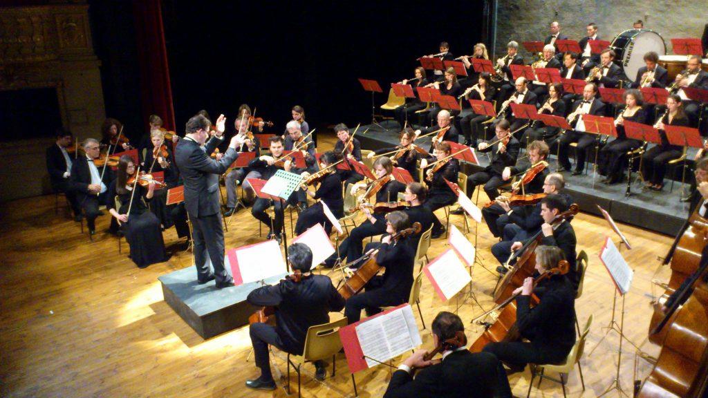 photo OSC concert