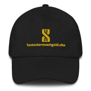 Gorra Black Edición Limitada XT GOLD