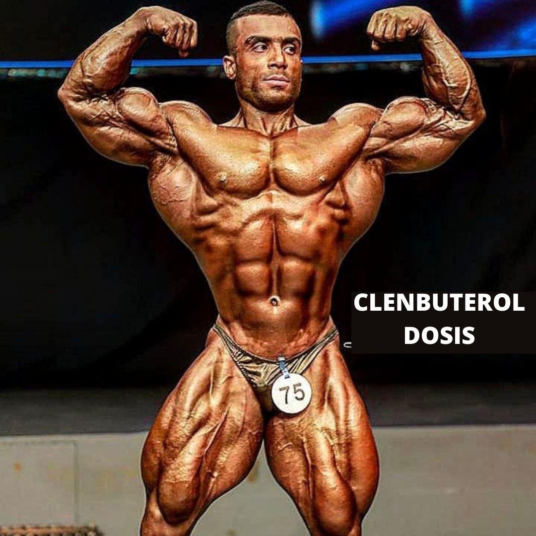 CLENBUTEROL DOSIS CLEMBUTEROL