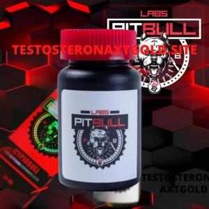 Oximetolona Pitbull Labs 200 Tabletas (Oxibull)