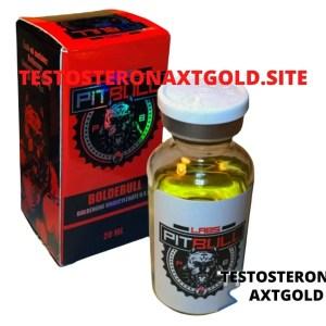 Boldenona Pitbull Labs (BoldeBull) de 20 ML 300 Mg