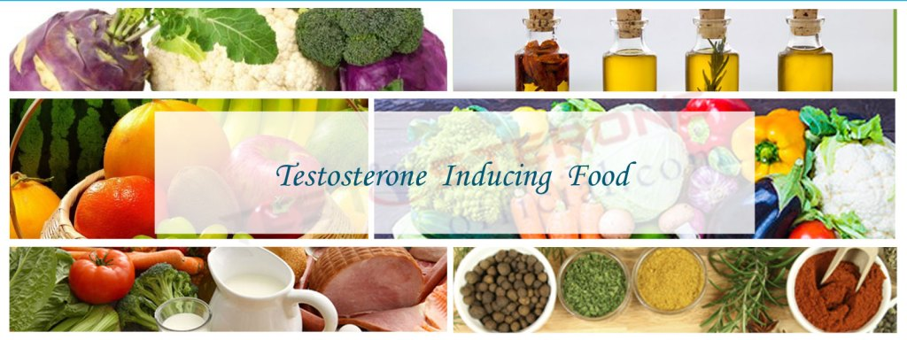 Testosterone Inducing Foods Featured