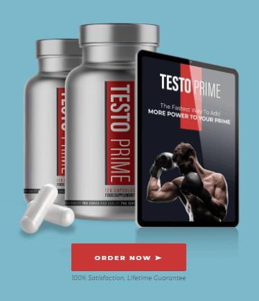 Testo Prime T-Booster Review