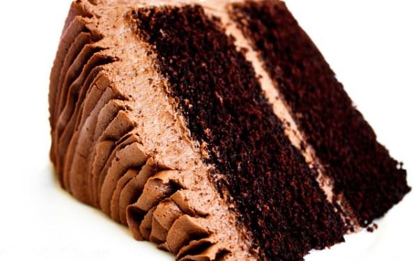 Влажный шоколадный торт на кефире – рецепт с фото | ТестоВед