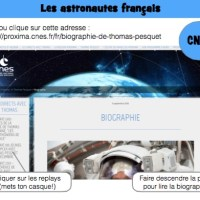 ISS - Thomas Pesquet - Cycle 3