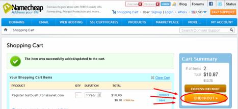 cara daftar domain di namecheap check out picture