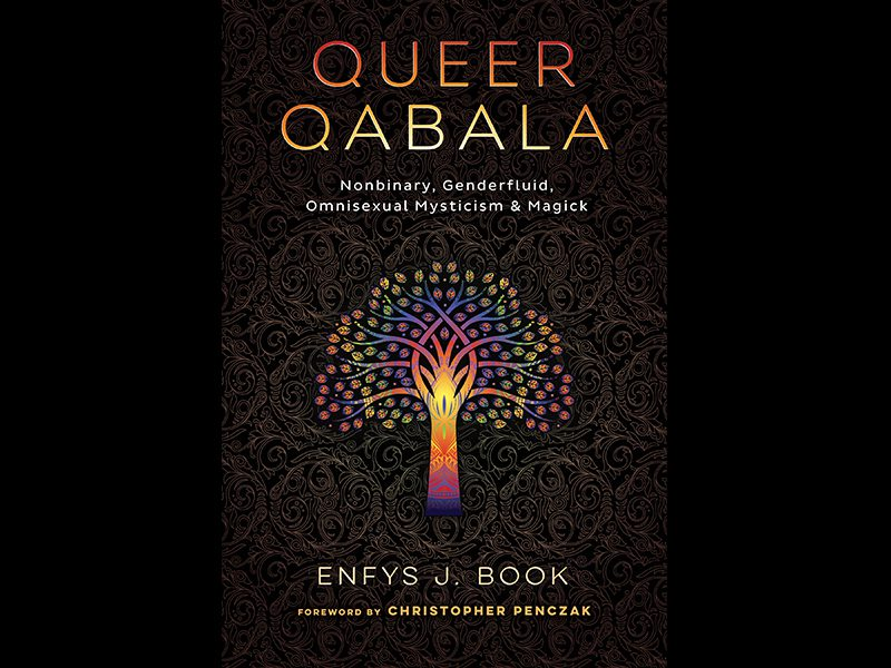 I'm pleased to say that Queer Qabala: Nonbinary, Genderfluid, Omnisexual Mysticism & Magick is coming to bookstores July 8, 2022, published by Llewellyn. I expect it'll be available for pre-order in November or December this year — stay tuned! I'll be sure to let you know when you can pre-order it. (Join my mailing list so you are among the first to know!)