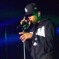 Chance the Rapper at American University
