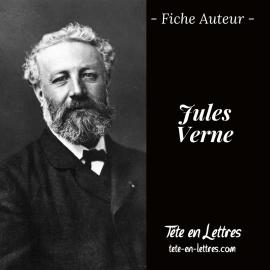 FIche Auteur – Jules Verne