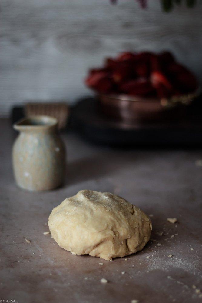 Galette dough