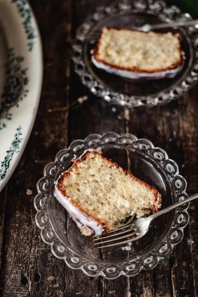 lemon cake with chia