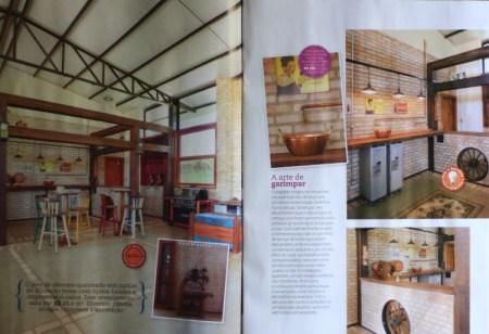 Revista Construir Mais por Menos n° 40, Editora Escala _Seção Jeitos de Morar_Projeto Sustentável_ páginas 40 e 41_Fevereiro de 2014
