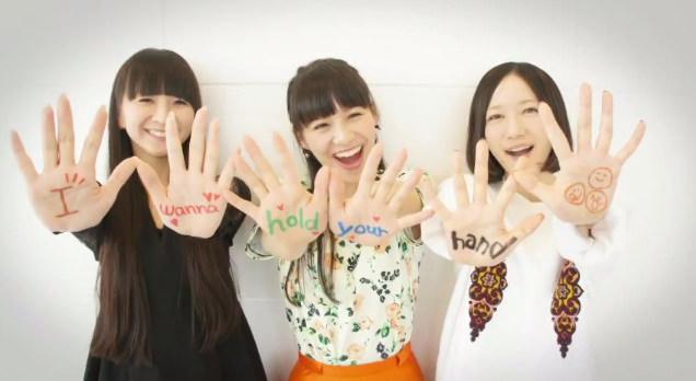 【動画】Perfumeの新曲「Hold Your Hand」のリリックビデオが公開されたのでみんな見た方が良いよ