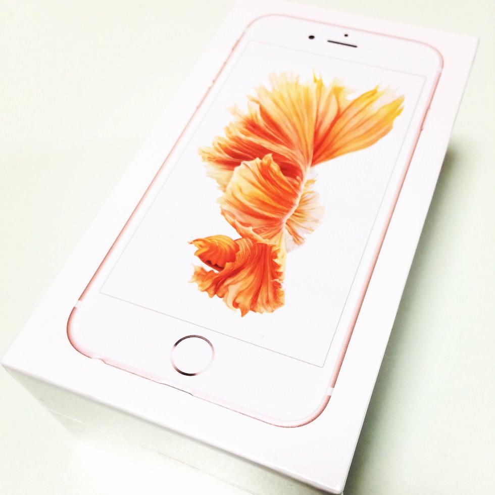 iPhone5sから香港版SimフリーiPhone6sになって大体2ヶ月たったので感想を書きます