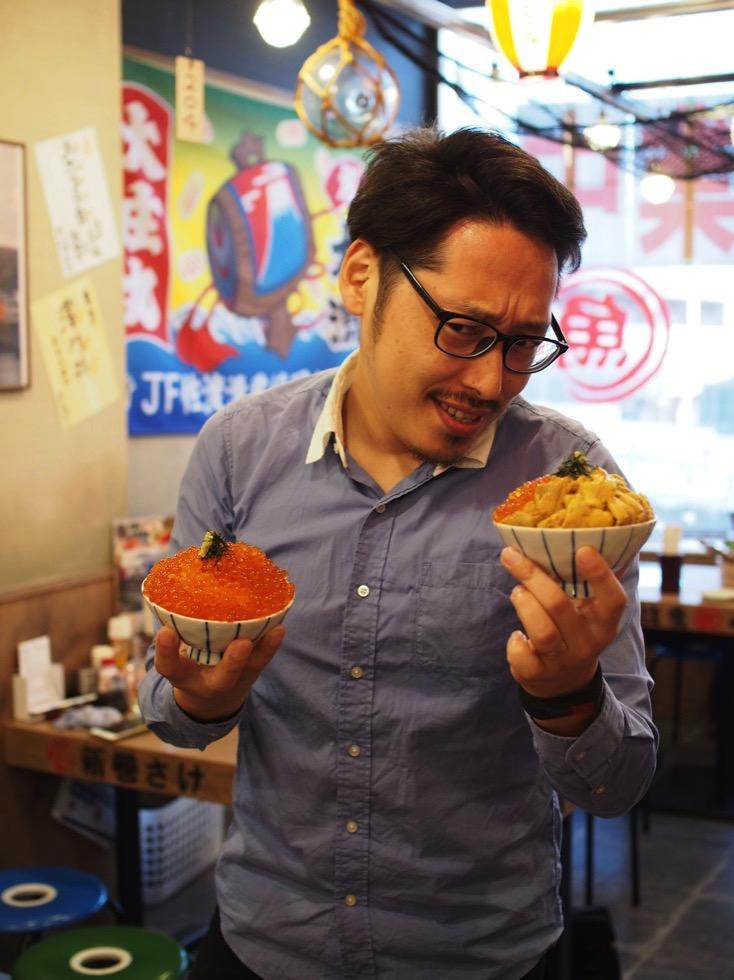 腹いっぱいウニとイクラが食べたいなら行くしか無い!大庄水産期間限定メニュー「うにいくらめし」を食べよう!!是非食べよう!!! #うにいくらめし