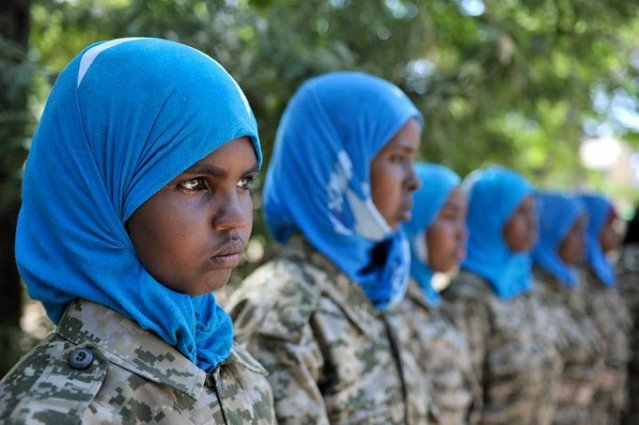 Armée Nationale féminine de Somalie