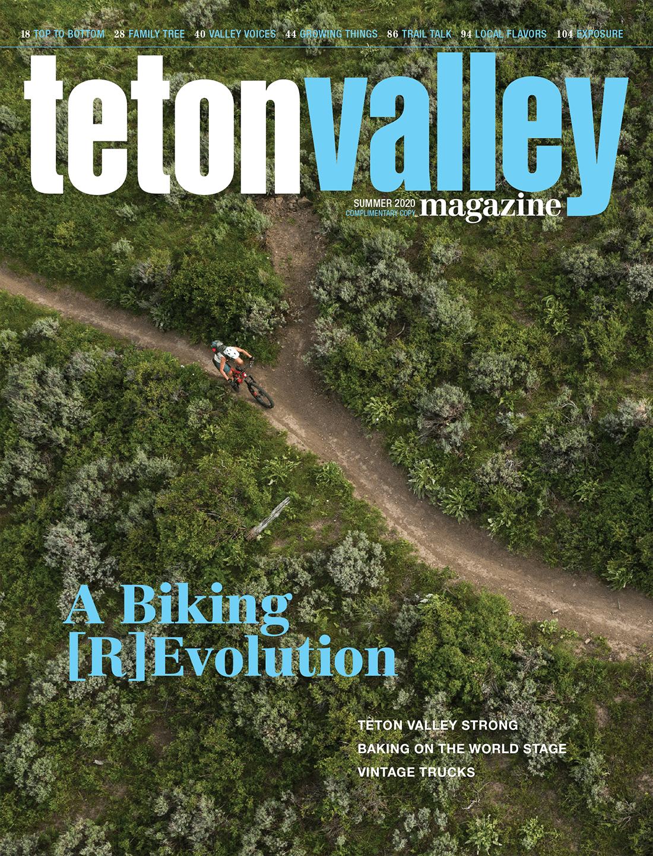 Teton Valley Magazine – 2 Year Subscription