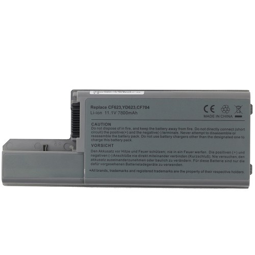 Dell DED820-6 D820 laptop battery