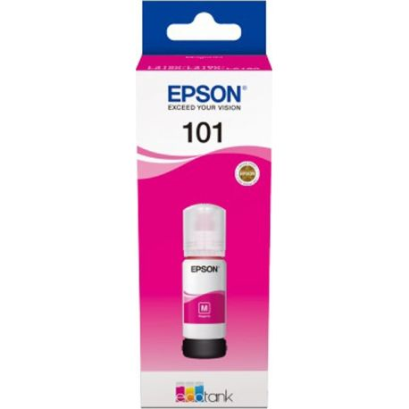 Epson 101 Eco Tank magenta ink cartridge