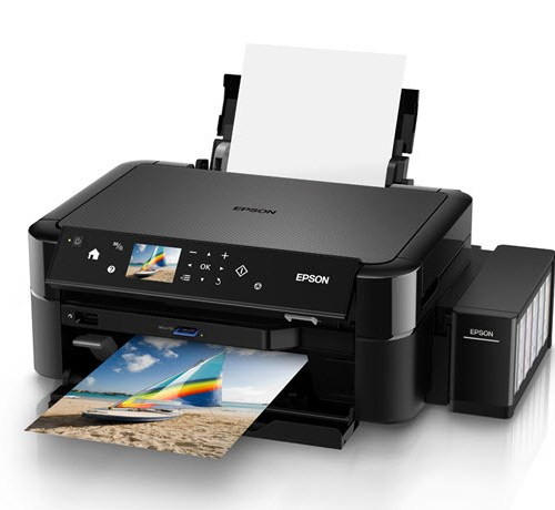 Epson L850 inkjet photo printer