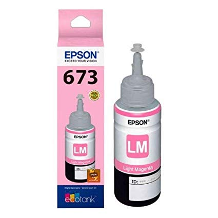 Epson T6736 light magenta ink cartridge