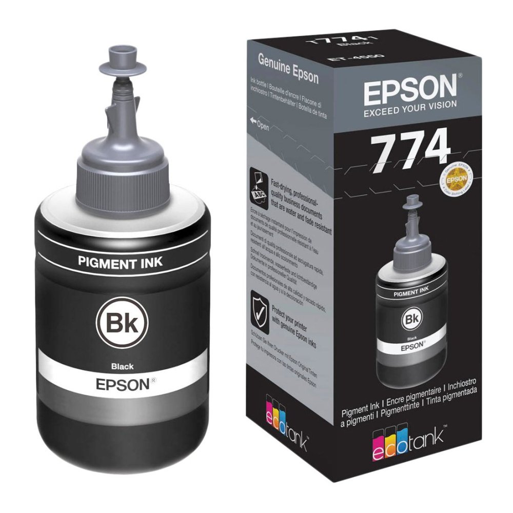 Epson T7741 black ink cartridge