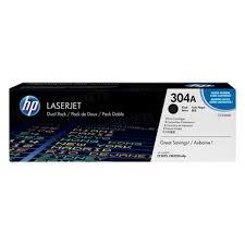 HP 304A Black Toner Cartridge