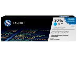 HP 304A Cyan Toner Cartridge