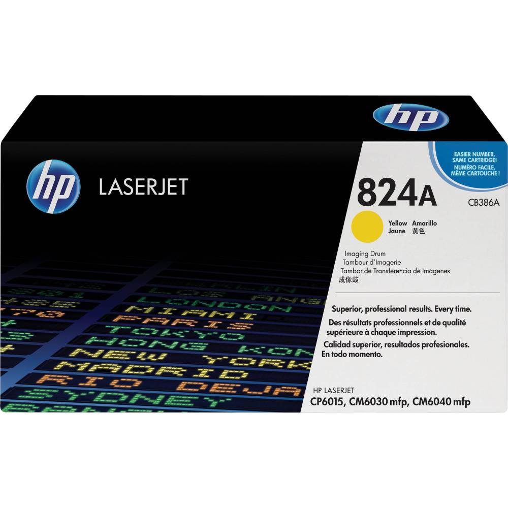 HP 824A Yellow Image Drum