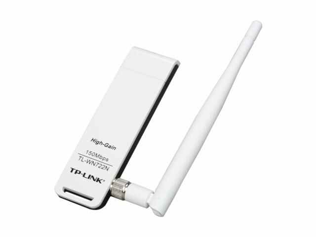 Tp-Link TL-WN722N high gain wireless usb adapter
