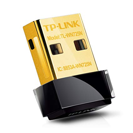 Tp-Link TL WN725N 150 Mbps Wireless N Nano USB Adapter