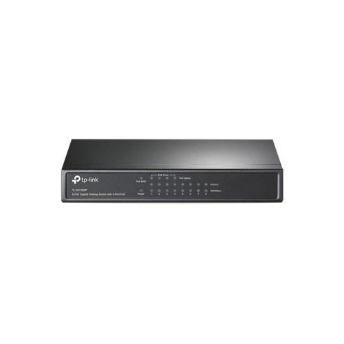 Tp-link TL-SG1008P 8 Port Gigabit Desktop Switch