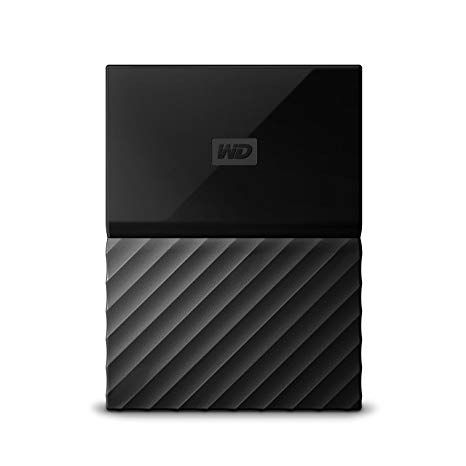 WD 2TB My Passport Portable Hard Drive