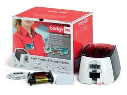 Evolis Badgy100 ID card printer