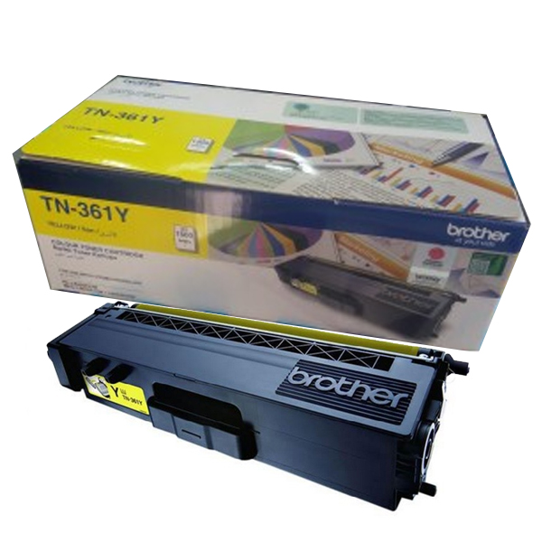 Brother TN-361Y Yellow Toner