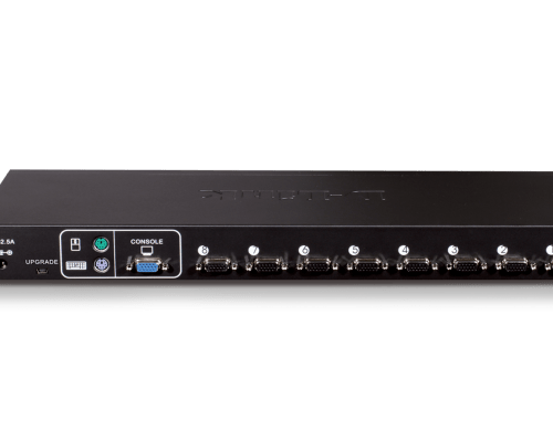 D-Link 8 Port USB KVM Switch