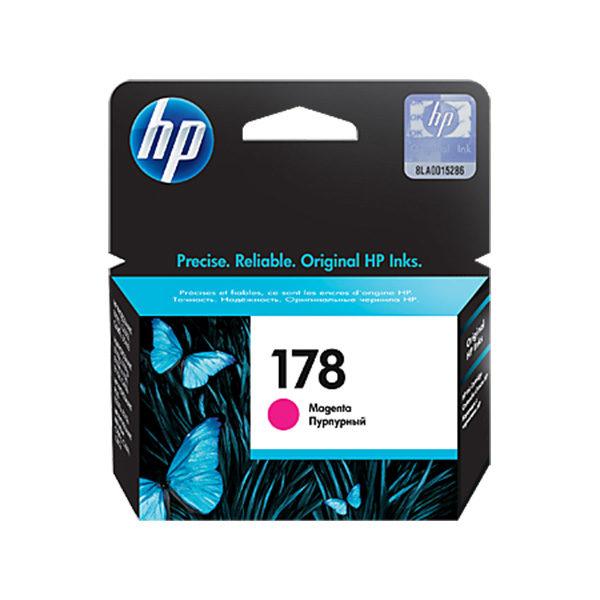 HP 178 Magenta Ink Cartridge